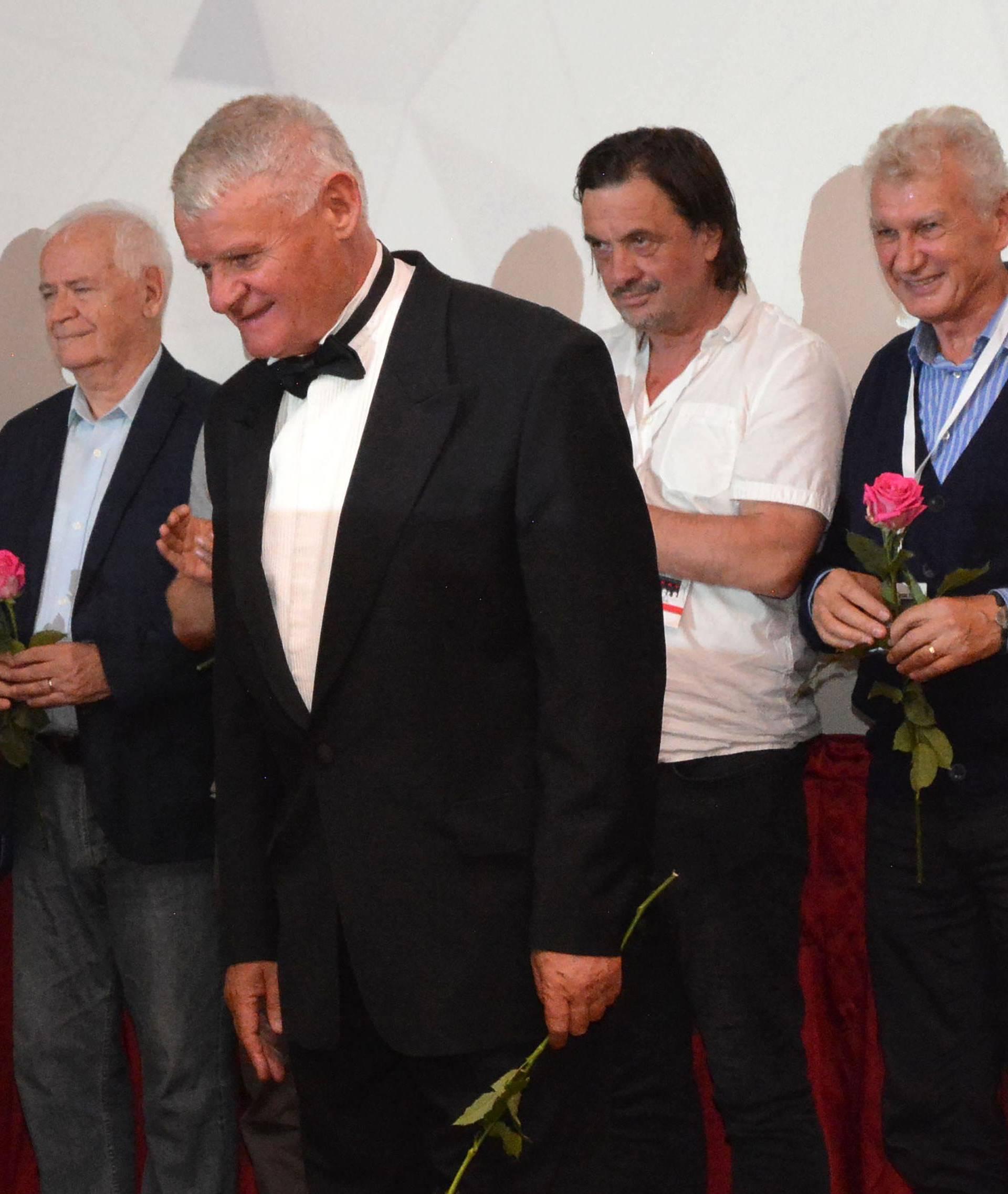 Doajen Gregurević u Orašju: Tamburaši, šljivovica i filmovi