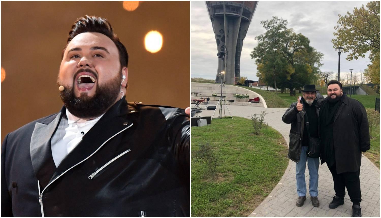 Jacques će pjevati u Vukovaru: 'Jako sam ponosan, čast mi je'
