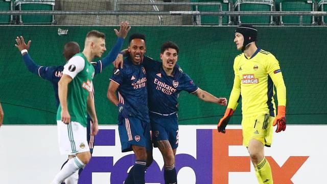 Europa League - Group B - SK Rapid Wien v Arsenal