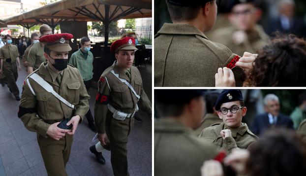 Zagreb 'glumi' Berlin: U centru se snima nova britanska serija