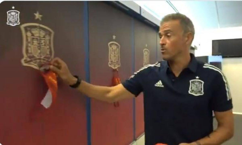 Enrique u 'korona stilu' pozvao Olma u 'furiju' za Ligu nacija