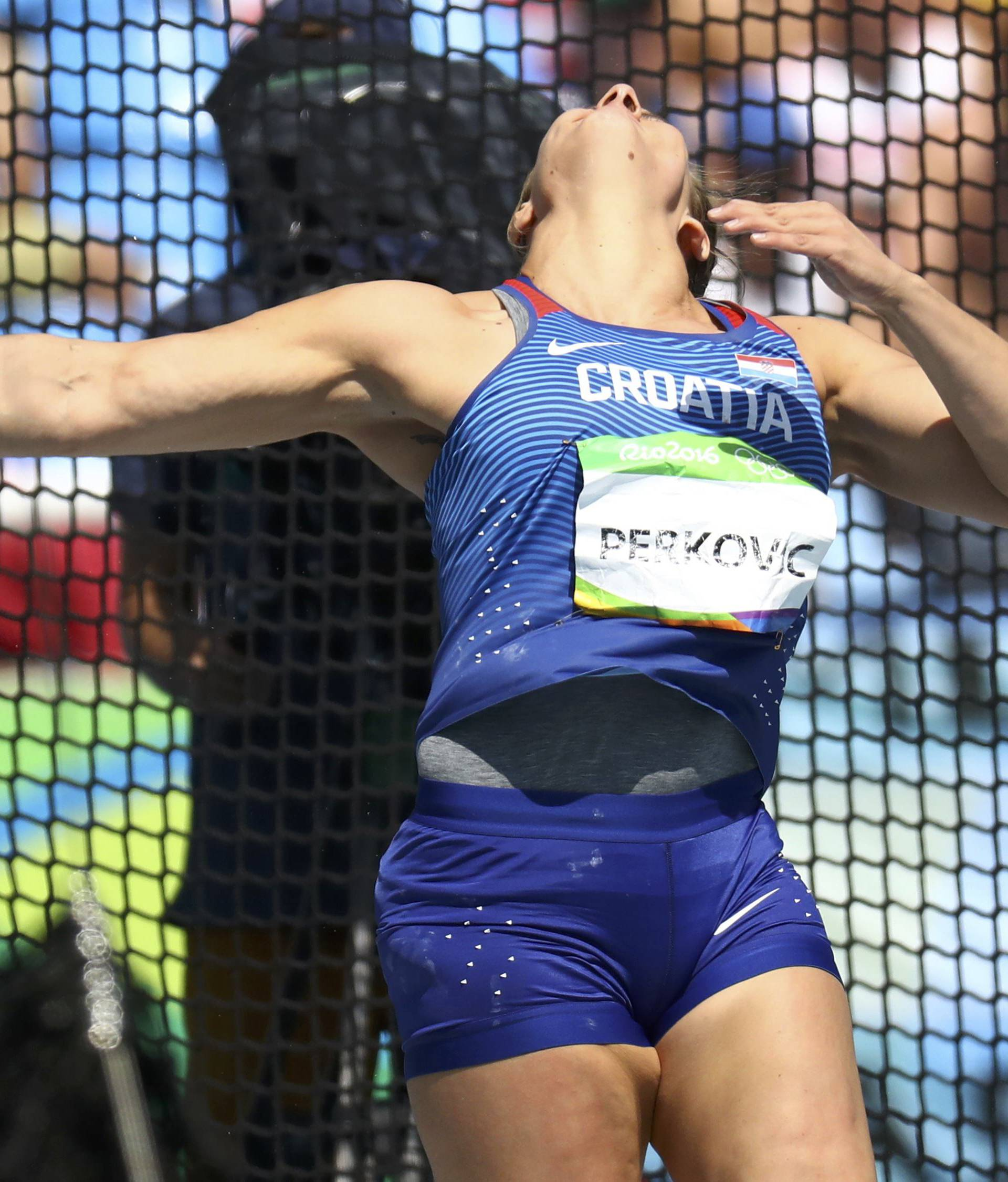 Athletics - Women's Discus Throw Final