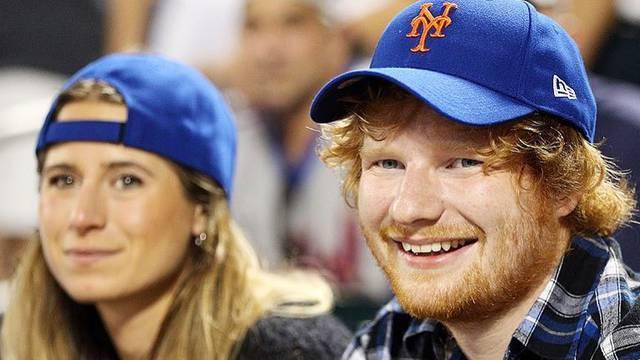 Ed Sheeran i supruga dobit će dijete: 'Presretni su i uzbuđeni'
