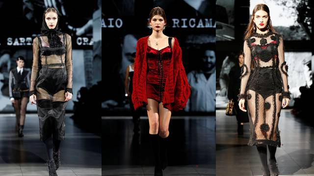 Dolce & Gabbana fall 2020