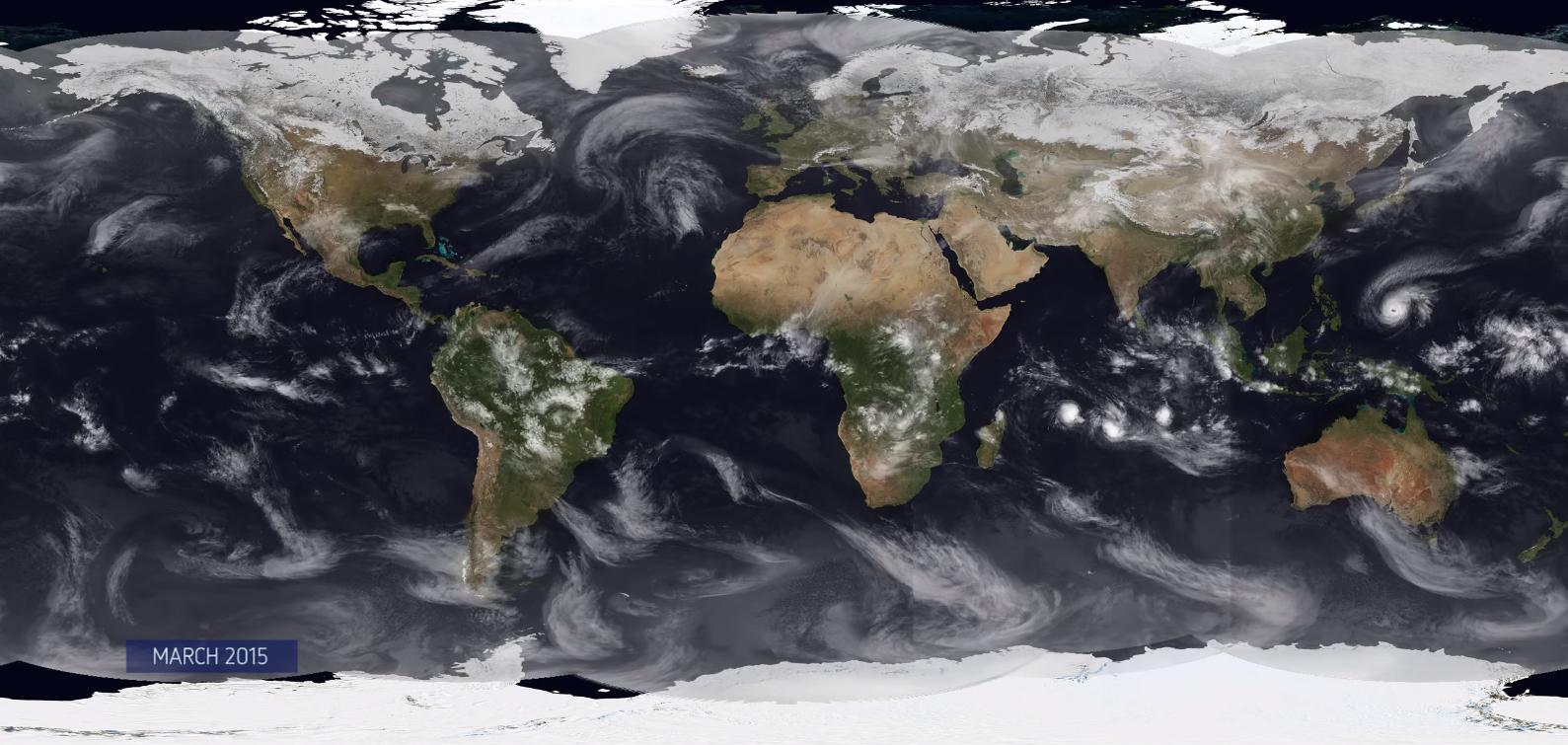 Divlja godina: Pogledajte sve oluje iz 2015. u jednom videu