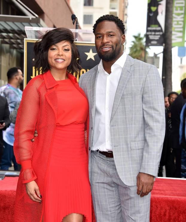 Taraji P. Henson Hollywood Walk of Fame Ceremony