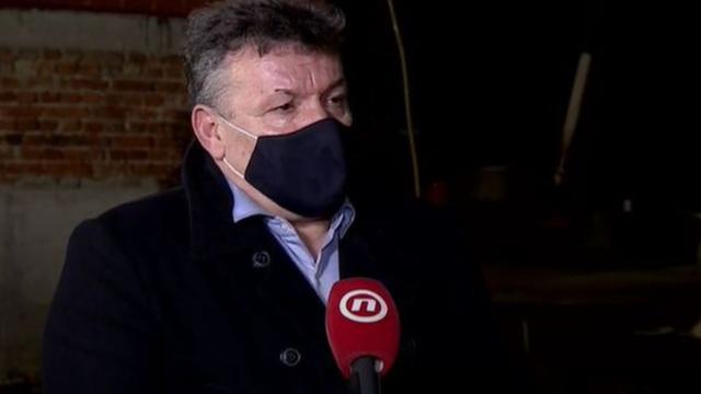 Gradonačelnik Gline: 'Od prvog dana smo se organizirali, imali smo situaciju pod kontrolom...'
