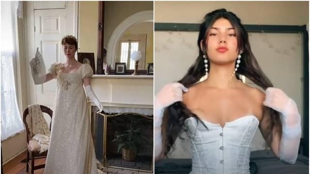 Odjeća inspirirana Bridgertonom