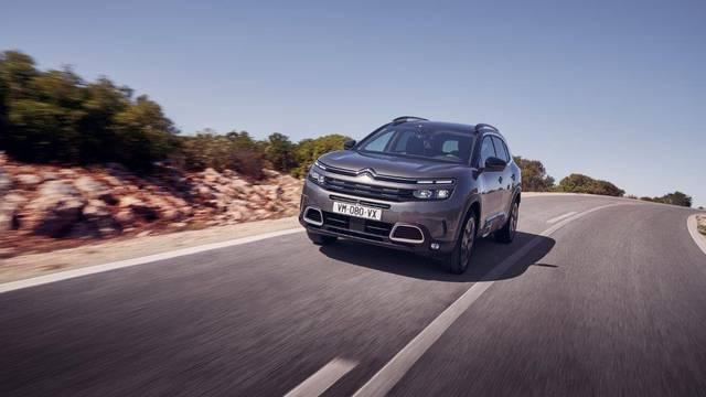 Odlična ponuda: najudobniji i najmodularniji Citroën SUV