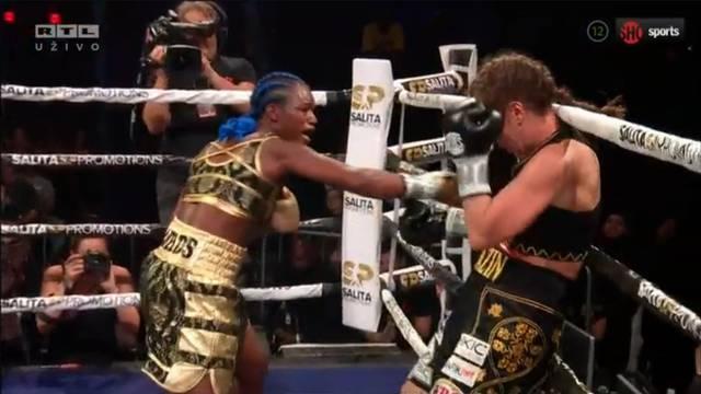 Ivana izgubila u meču karijere: Shields ispisala povijest boksa