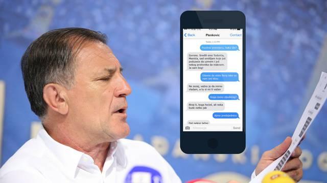 I vi možete kao Mamić i Gazda imati poruke iz državnog vrha