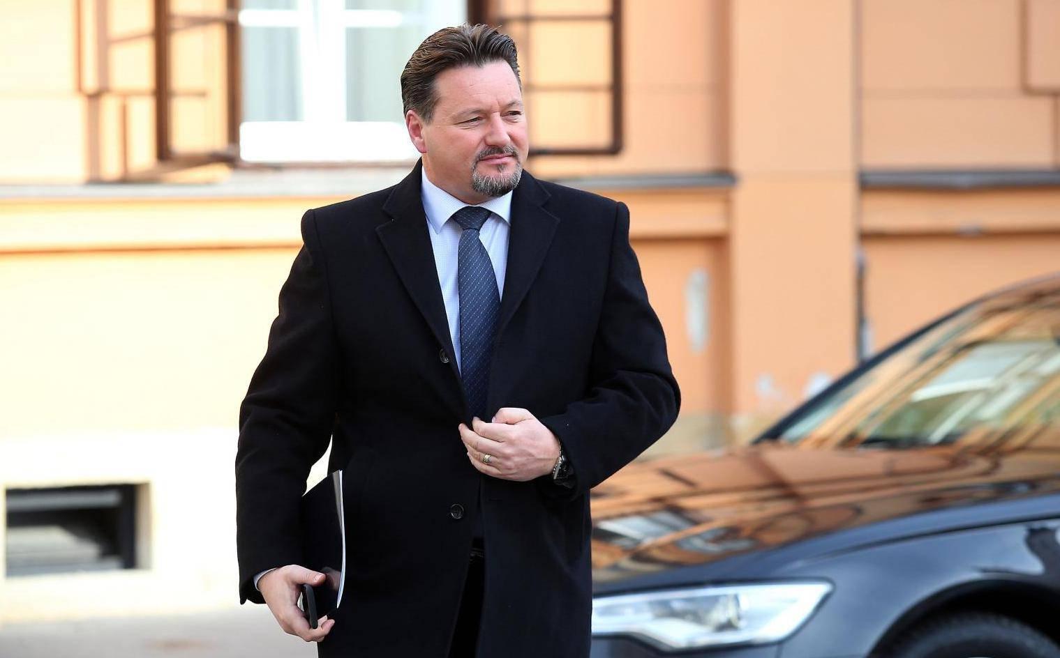 Kuščević bio u Uskoku: 'Neka sve institucije rade svoj posao'
