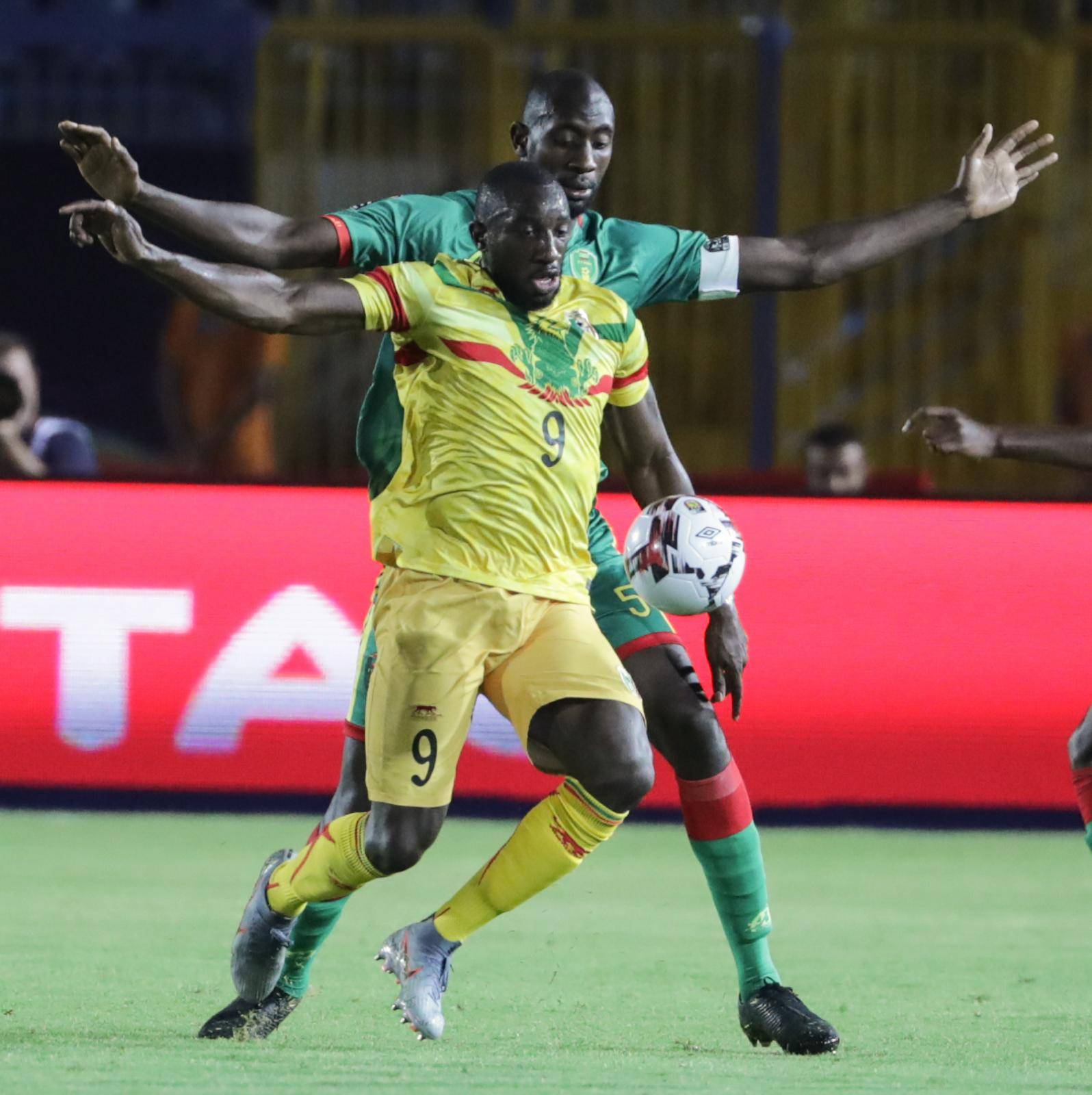 2019 Africa Cup of Nations · Mali vs Mauritania