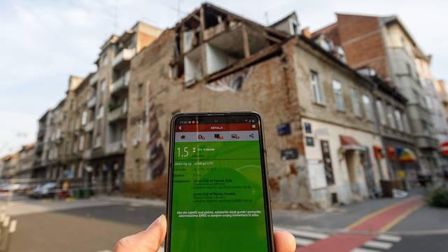 Zašto Seizmološki zavod 'kasni', a EMSC pada kod jačih potresa