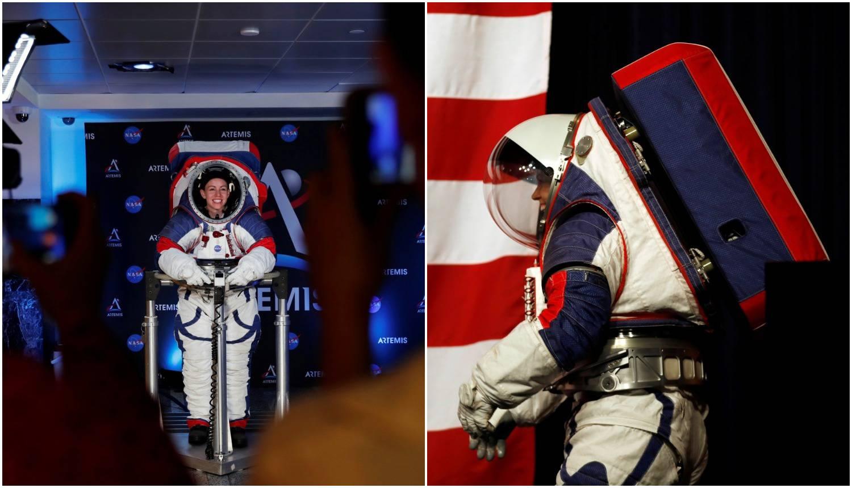 Lakše će šetati po Mjesecu: Astronauti dobili nova odijela