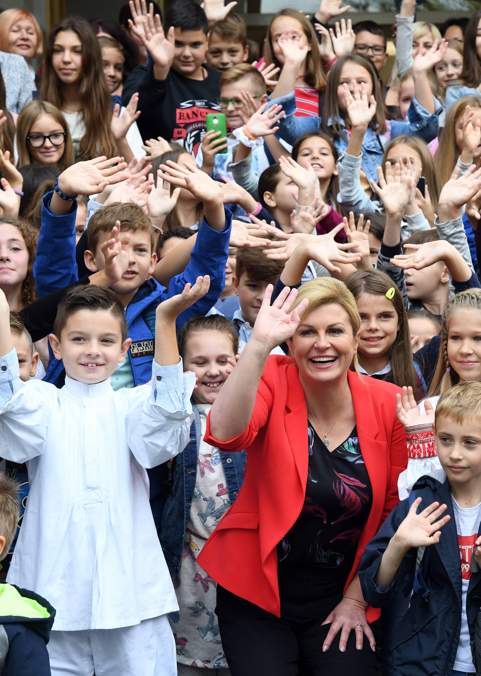Što su to djeca mogla naučiti od Kolindine 'Škole za život'?
