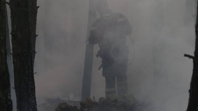 Planulo kod Imotskog: 'Uspjeli smo požar staviti pod kontrolu'