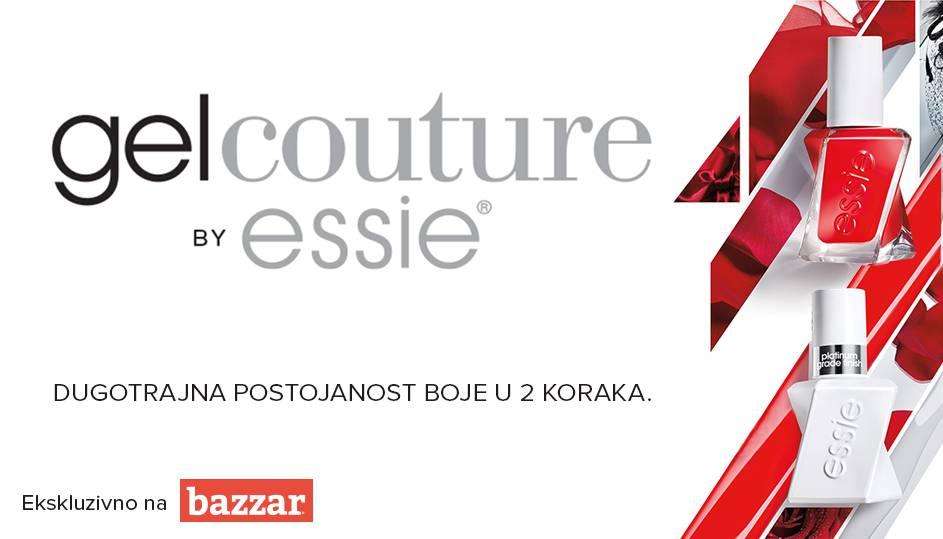 Savršeni nokti u kućnim uvjetima: Essie Gel Couture