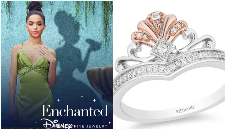 Zaručnici možete kupiti prsten dostojan Disneyjeve princeze