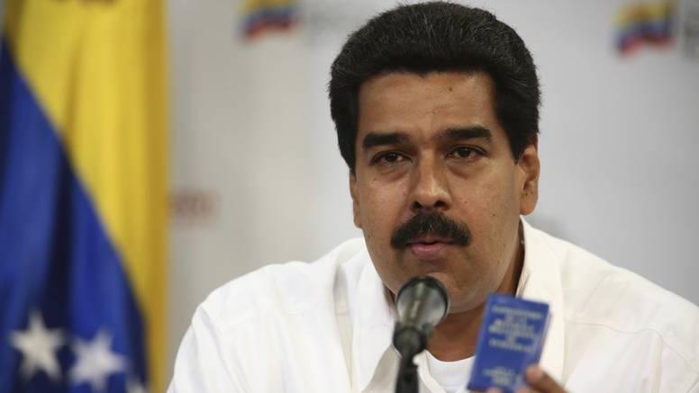 Obračun s kriminalom: Maduro na ulice šalje tri tisuće vojnika