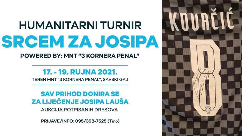 Turnir na male golove za malog Josipa: Za vikend će se održati i humanitarna aukcija dresova