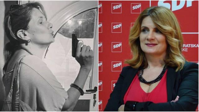 Prijavili SDP-ovu profesoricu koja je pozirala s pištoljem: 'Glumila sam  Bondovu djevojku'