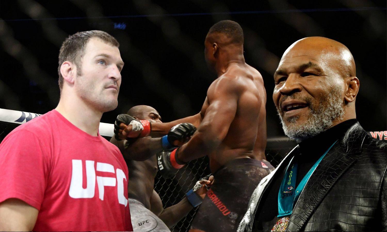 Tyson ima poruku za Miočića: Ngannou će biti prvak UFC-a!