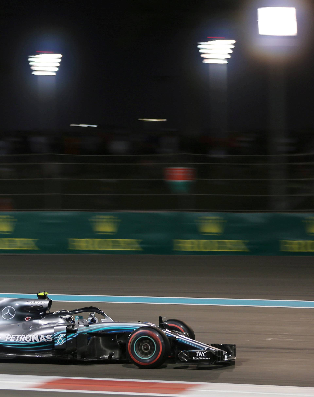 FILE PHOTO: Abu Dhabi Grand Prix