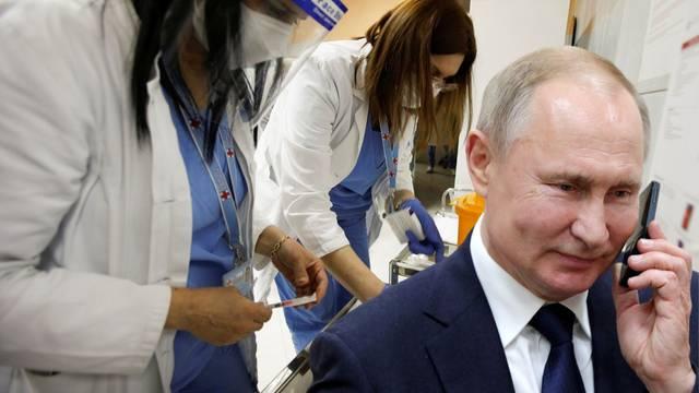 Europska agencija za lijekove počela procjenu ruskog cjepiva