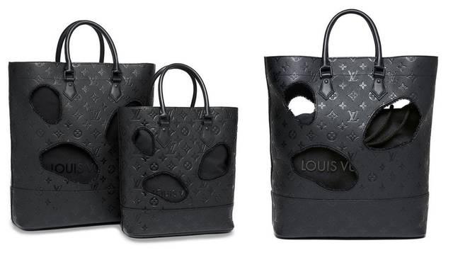 Slavna L. Vuitton Rei Kawakubo torba s rupama ima novo ruho