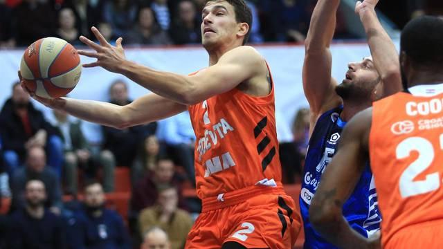 Zagreb: KK Cedevita i KK Zadar u 13. kolu ABA lige