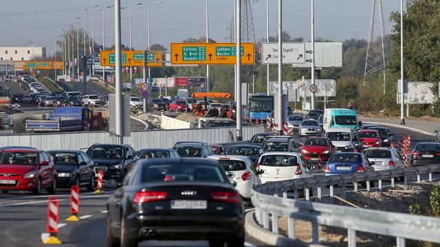 Zagreb: Nova regulacija prometa na rotoru u Remetincu