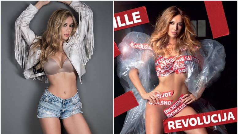 Lidija Bačić strateška mjesta prekrila trakom: 'Revolucija' je moj najbolji potez u karijeri...