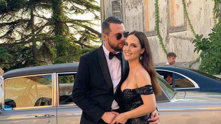 Lana Jurčević i Filip Kratofil su proslavili četvrtu godišnjicu veze na neuobičajen način