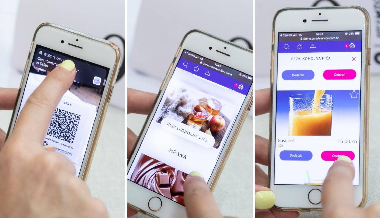Nova usluga u kafićima: Kako kavu naručiti preko mobitela