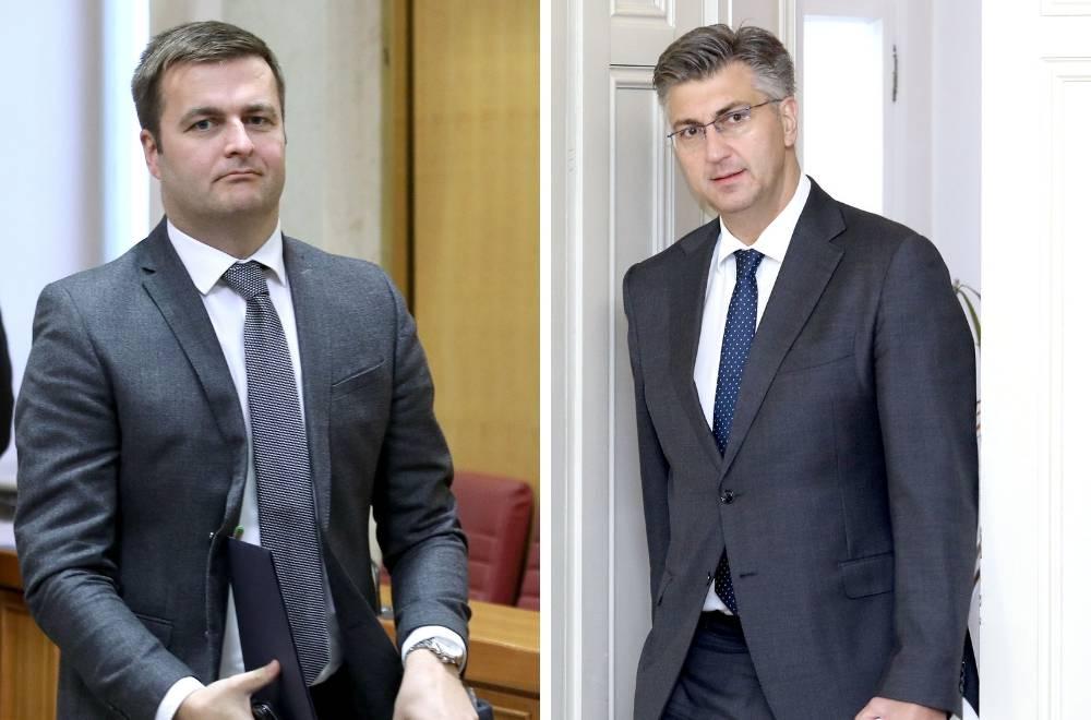 Pokreću se postupci protiv Plenkovića i ministra Ćorića