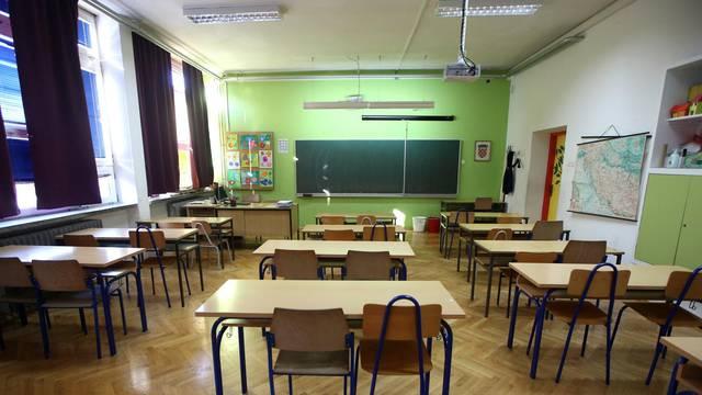Šibenik: Školske učionice bit će prazne sljedeća dva tjedna