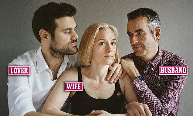 'Živim u otvorenoj vezi, muž i ljubavnik nemaju ništa protiv'