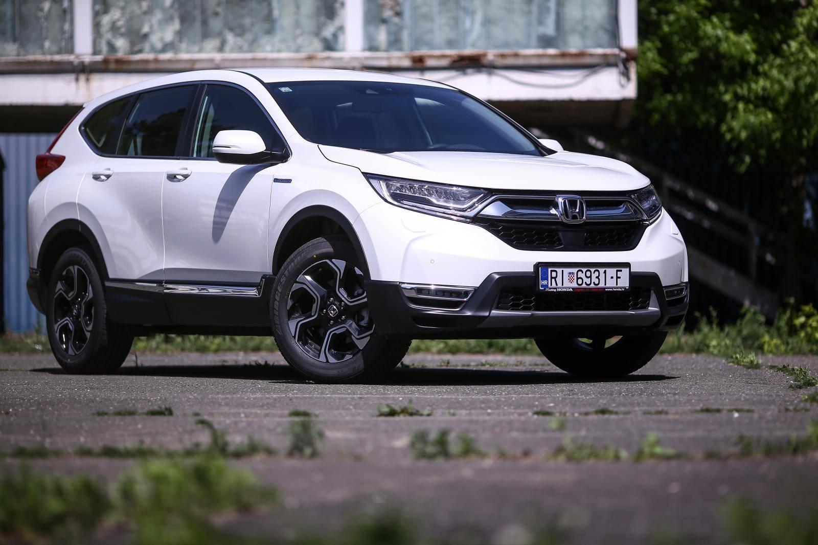 Honda CR-V na testu: U gradu će trošiti manje nego dizelaš
