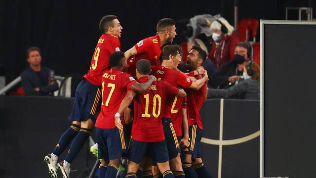 UEFA Nations League - League A - Group 4 - Germany v Spain