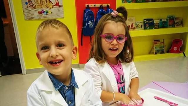 Veseli laboratorijj: Uz učiteljicu Jagodu mali Našičani otkrivaju tajne fizike i matematike...