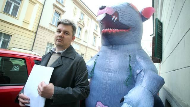 Juričan kreće skupljati potpise na mjestu Bandićevog uhićenja