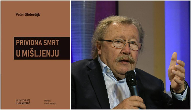 Sloterdijk je virtuoz jezika, a njegove knjige daju nam užitak