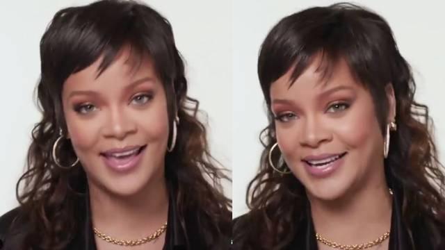 Rihanna ima novu frizuru: Nosi autentičnu kovrčavu fudbalerku