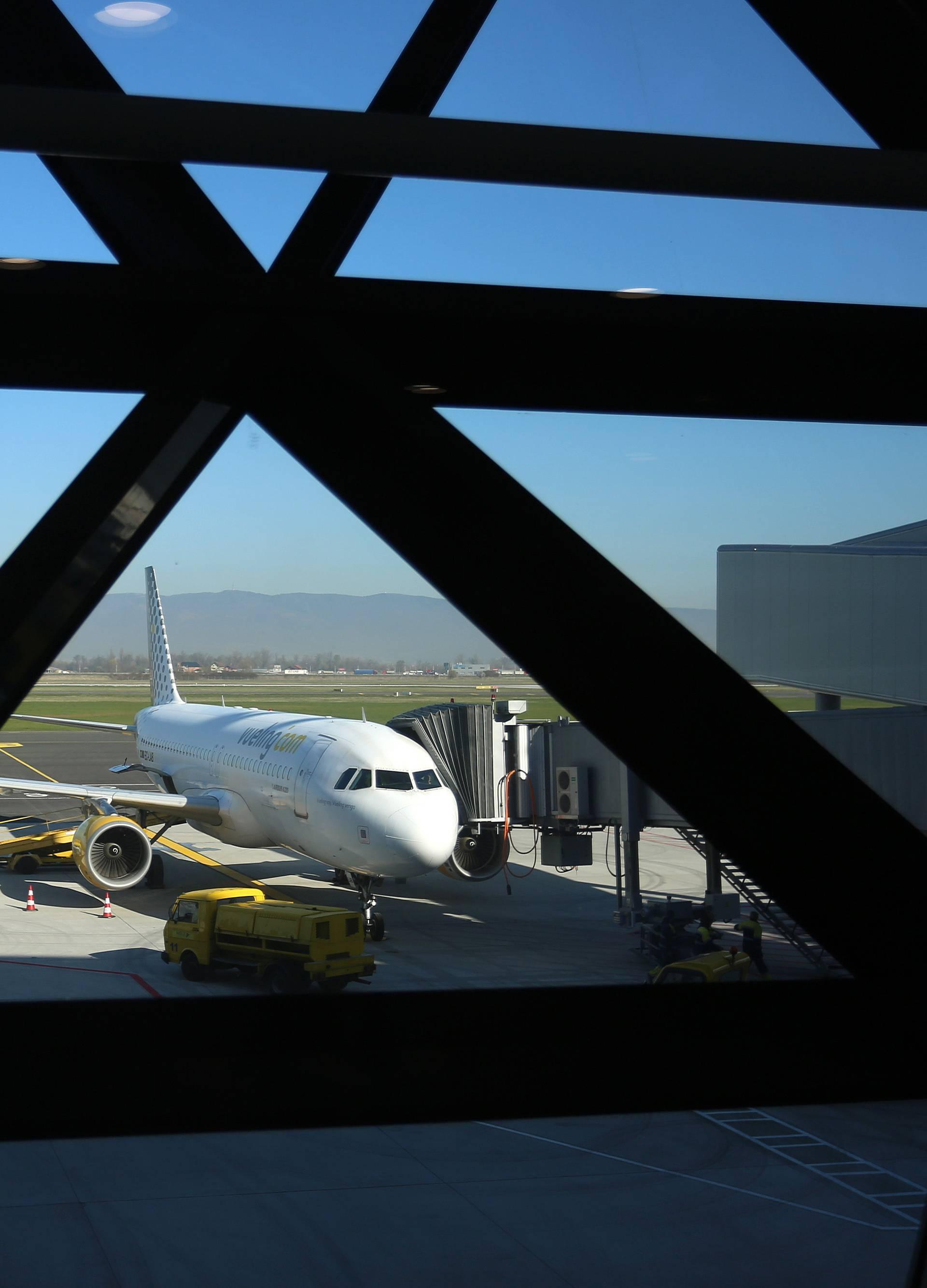 Zbog radova: Avioni noću neće moći na 'Tuđman' dva mjeseca