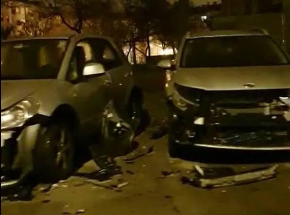 Video: Snimio sam tri razbijena auta, a nikoga nije bilo ni blizu