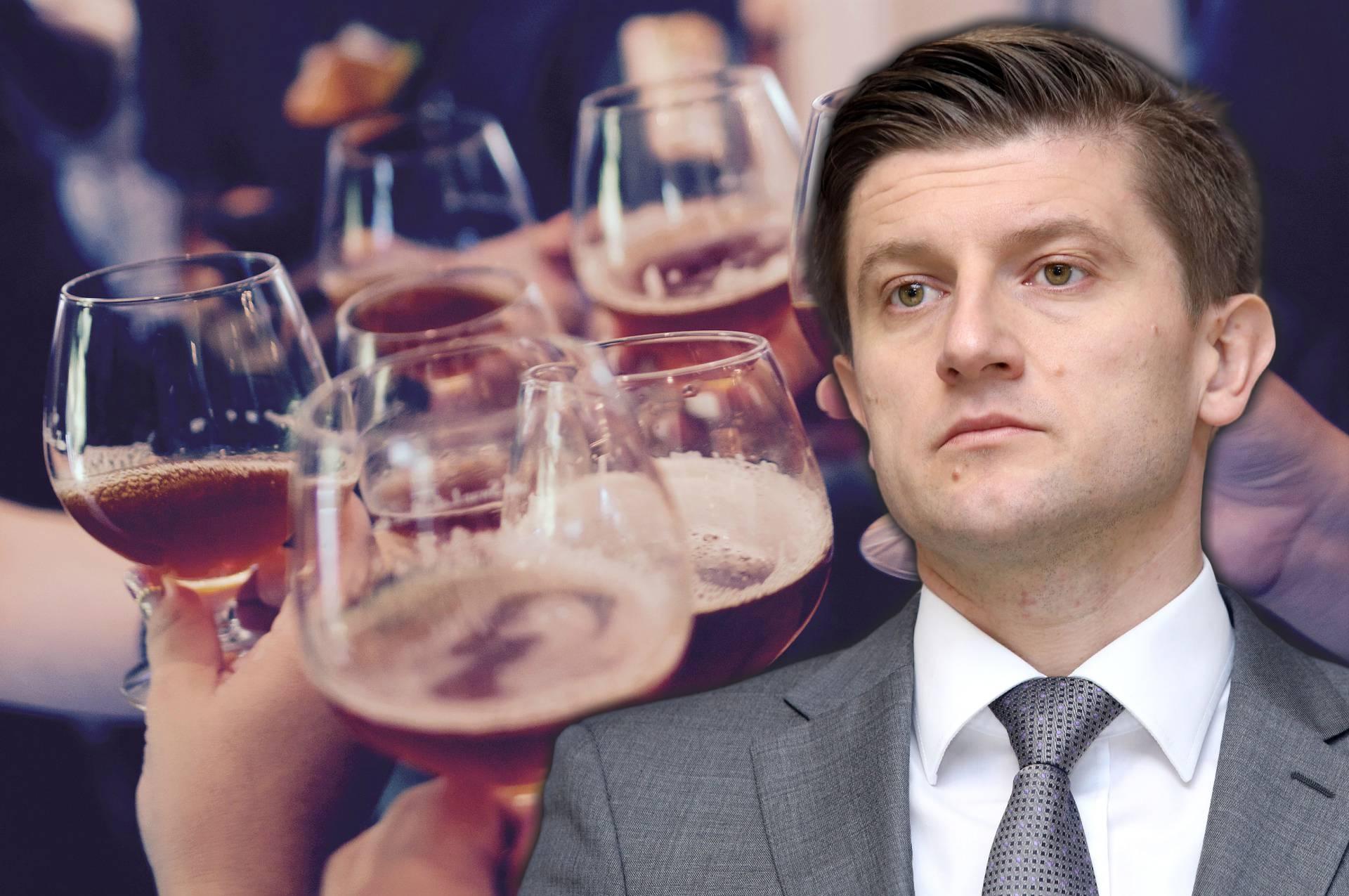 Stižu 30% veće trošarine na alkohol, cijena će rasti za 4%