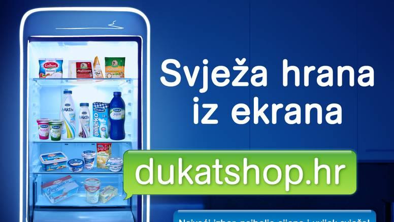 Dukat ima web trgovinu, provjerili zašto mliječne proizvode kupovati online