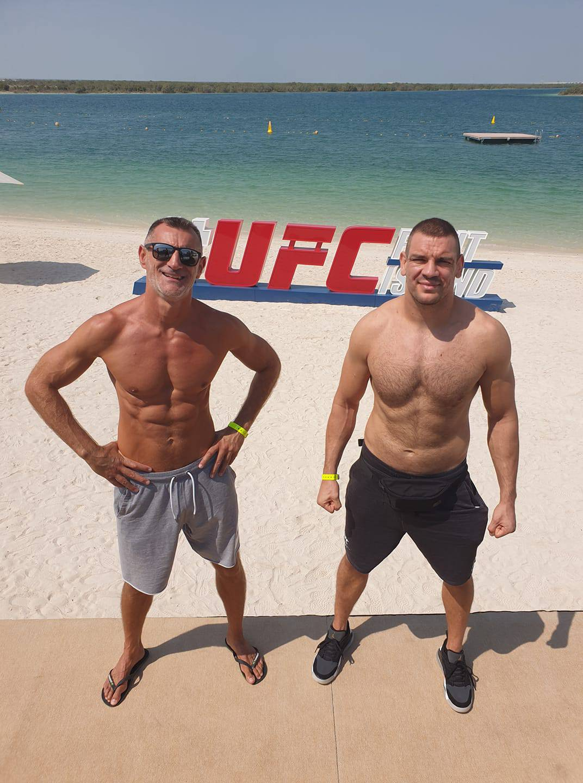 Šok za hrvatskog borca! Delija došao u Abu Dhabi, otkazali su mu meč u UFC-u zbog ugovora...