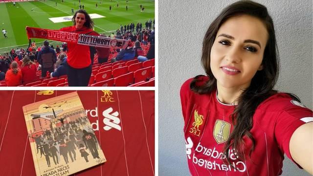 Napisala sam knjigu o voljenom Liverpoolu, inspirirao me Dalić. Naslov ćemo slaviti u Mostaru